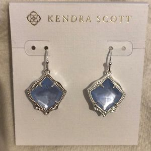 Kendra Scott Kyrie Drop Earrings NWT